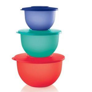 Tupperware Classic Bowls